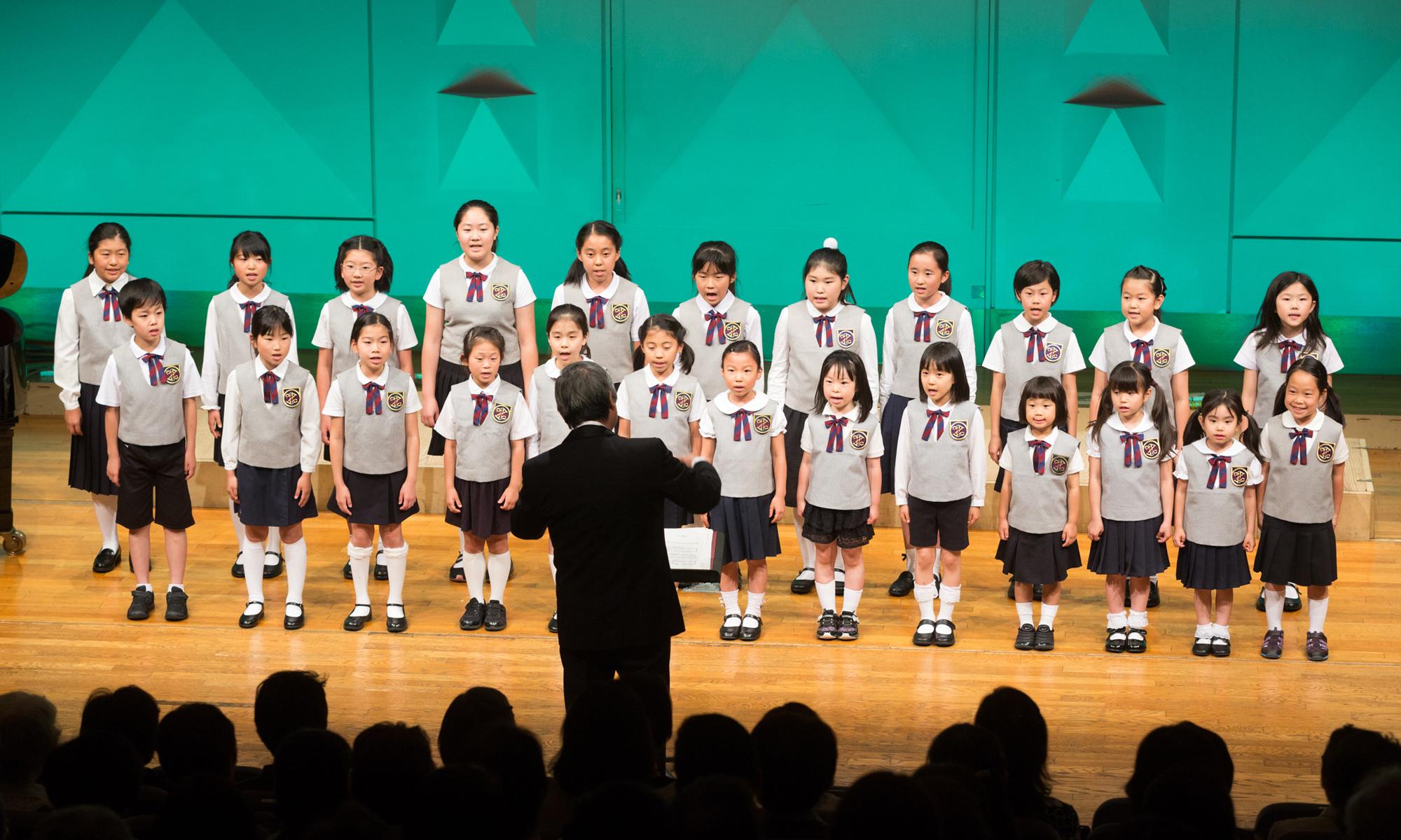 新宿区少年少女合唱団